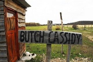 Butch Cassidy en Patagonie Argentine