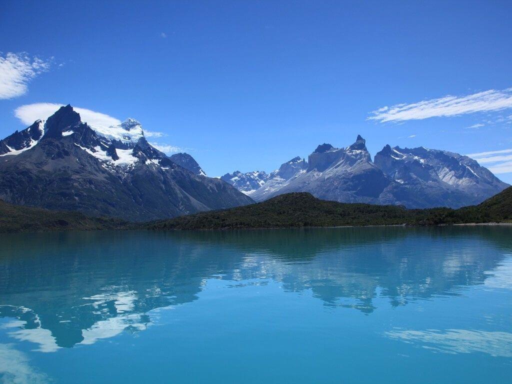 Régions des lacs de Patagonie