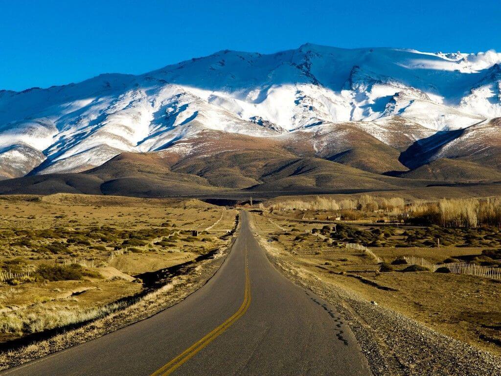 RN 40 Patagonie